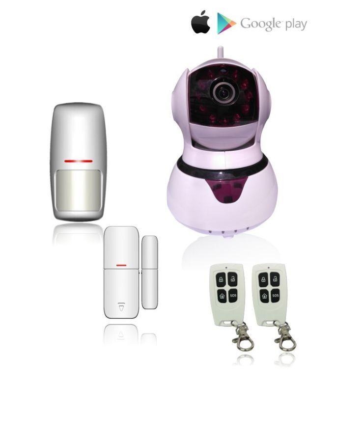 IP WiFi Видеокамера WPC1-HD