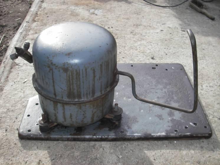 Трёхфазный компрессор (Медный)