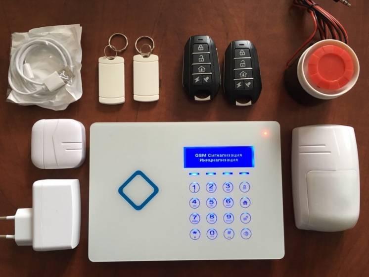 GSM сигнализация беспроводная BSE-66A Premium