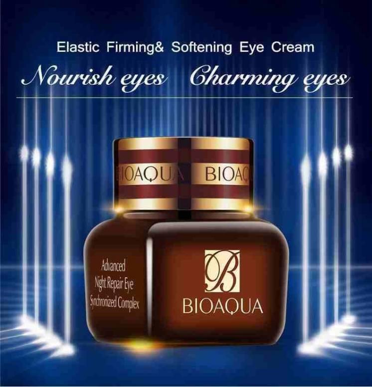 Ночной крем для век BioAqua