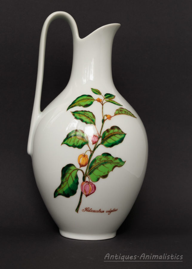 Фарфоровая ваза фарфор германия Wunsiedel Bavaria Porcelain
