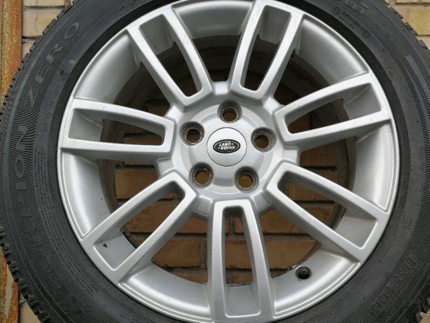 Колесо в сборе Land-Range Rover (Диск + Шина)- 255/55 R19 (Оригинал)