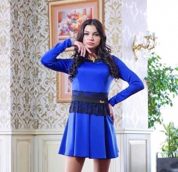 Женское платье р.46-48.