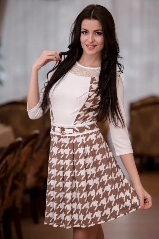 Женское платье размеры 46,48.