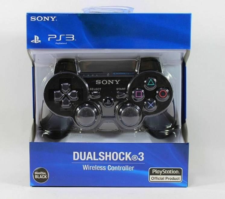 Джойстик PS3 и Пк официальный беспроводной,блютуз