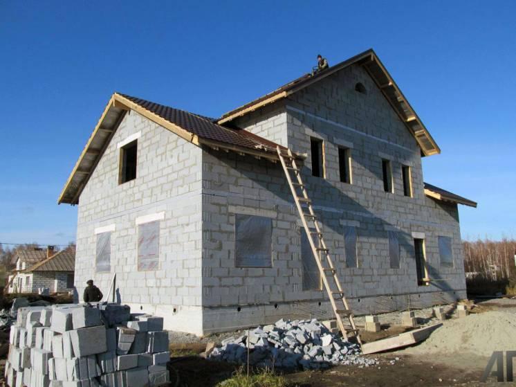 """Строительство домов, коттеджей, дач под """"ключ"""""""