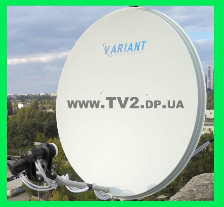 Спутниковое ТВ- установка, настройка, ремонт антенн- Гарантия!