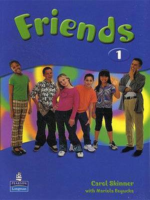 Friends 1, 2  учебник + тетрадь
