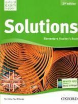 Solution, 2nd Edition