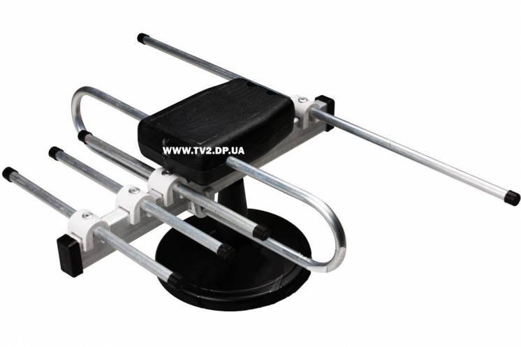 Антенна Т2 для цифрового ТВ  комнатная- продажа + установка+настройка