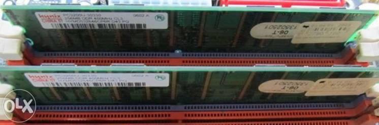 Память SDRAM PC133 / DDR1-3200 400МГц / DDR2-6400 800 МГц