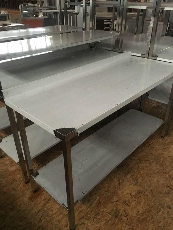 Столы производственные разделочные новые