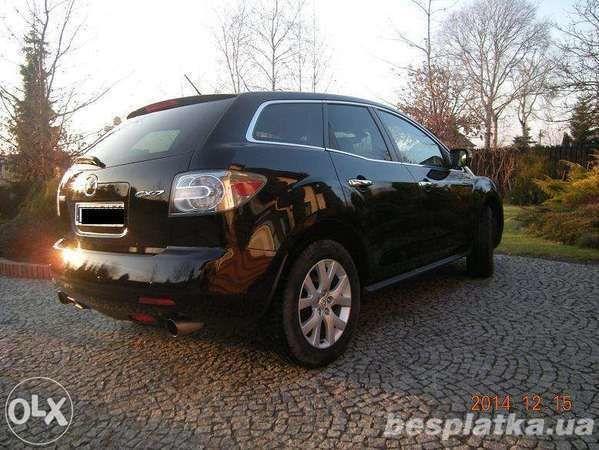 Продам Голову с Mazda CX-7