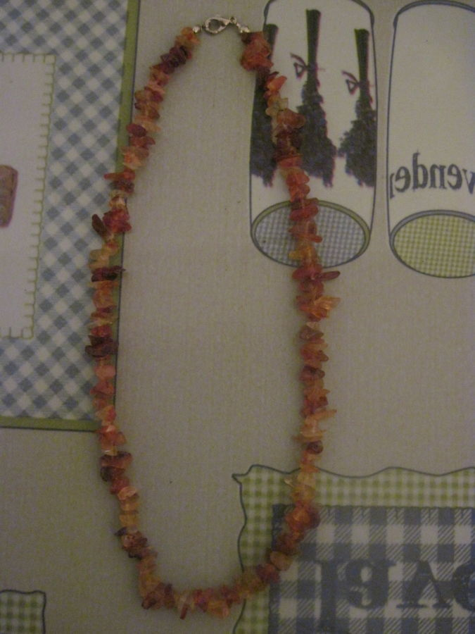 Продам украшение из янтаря(бусы)