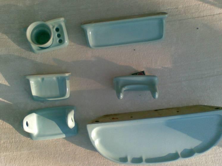 Набор настенной керамики для санузла.