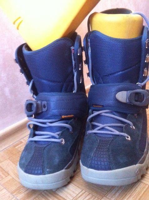 Ботинки сноубордические Burton MOTO SI 28-29см