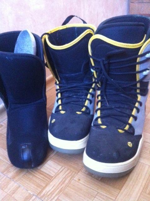 Ботинки сноубордические BLAX Controllers 27-28см стелька