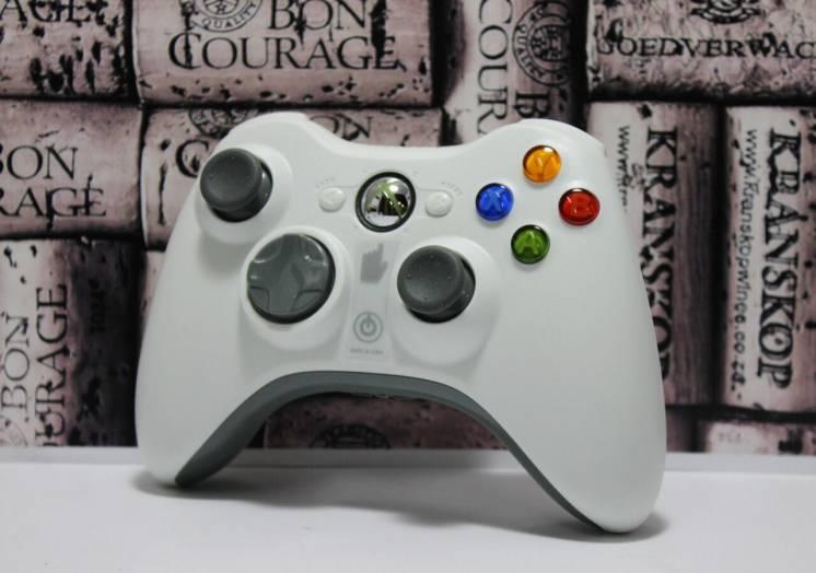 Игровой джойстик (геймпад, контроллер) для Xbox 360 беспроводной