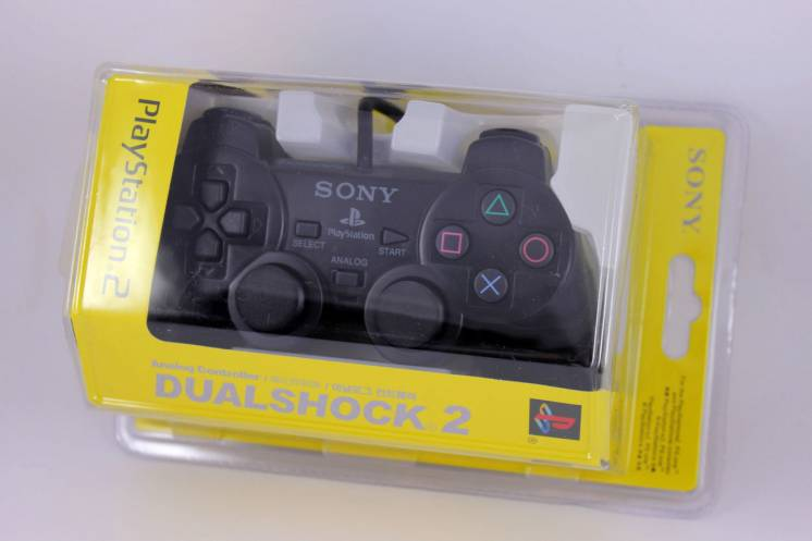 Джойстик DUAL SHOCK для PS2 SONY DualShock 2 для PlayStation 2