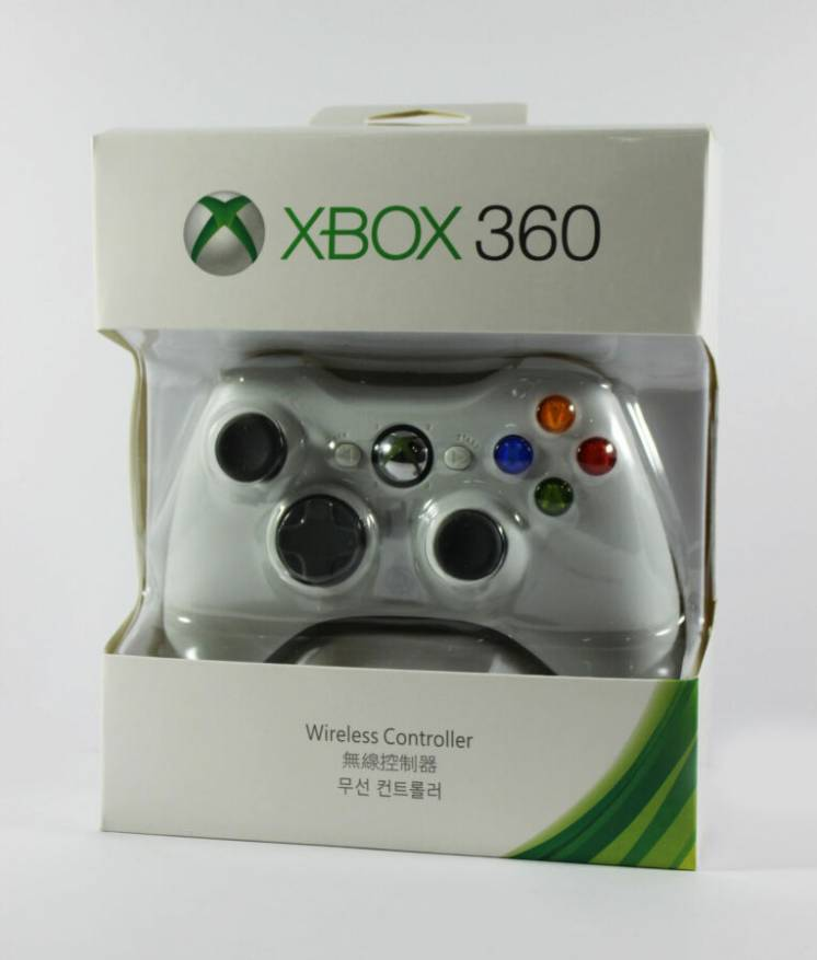 Джойстик беспроводной Wireless Controller для Xbox 360 Геймпад