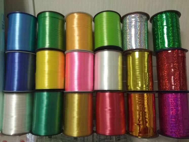 Лента декоративная цветная