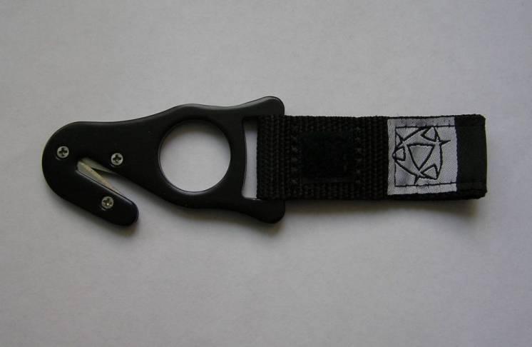 Нож-стропорез Mystic, новый, для кайтовой трапеции