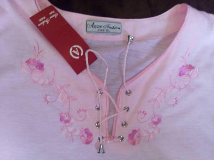 Женская футболка Cotton(54).