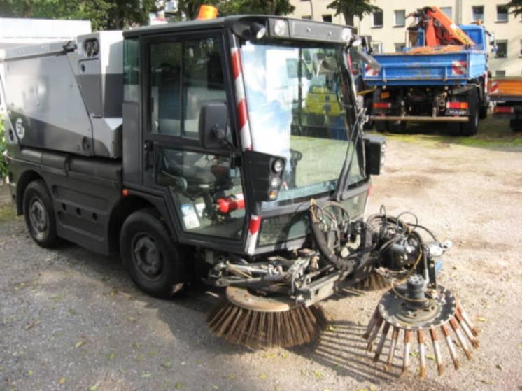 Продажа уборочной машины Schmidt Swingo Compact 200.