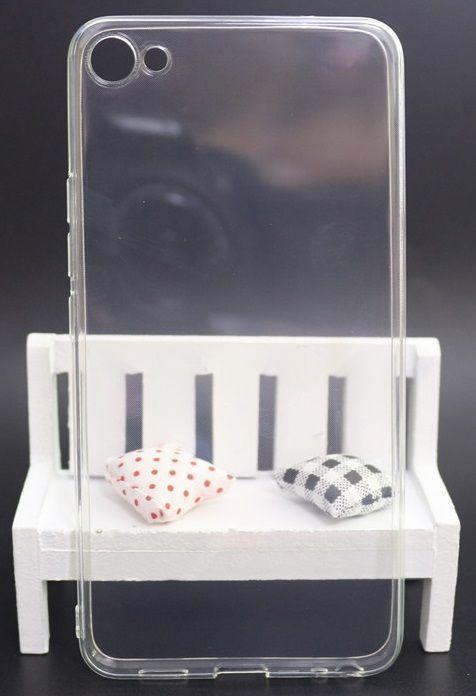 Чехол бампер силиконовый для смартфона Meizu U20
