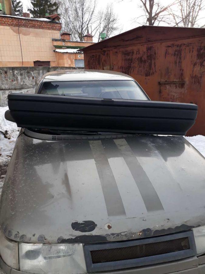 Бампер форд ескорт