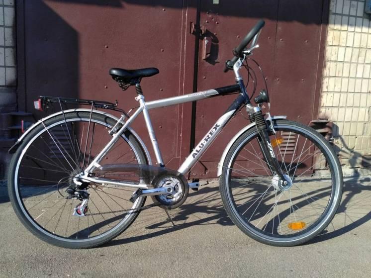 Велосипед Prophete Alu-Rex