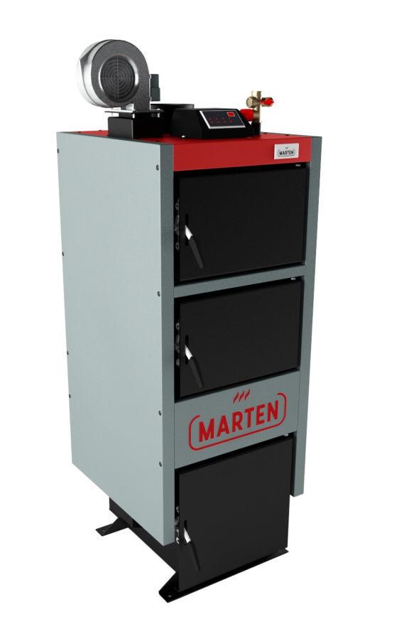 Котел длительного горения Marten Comfort MC-12