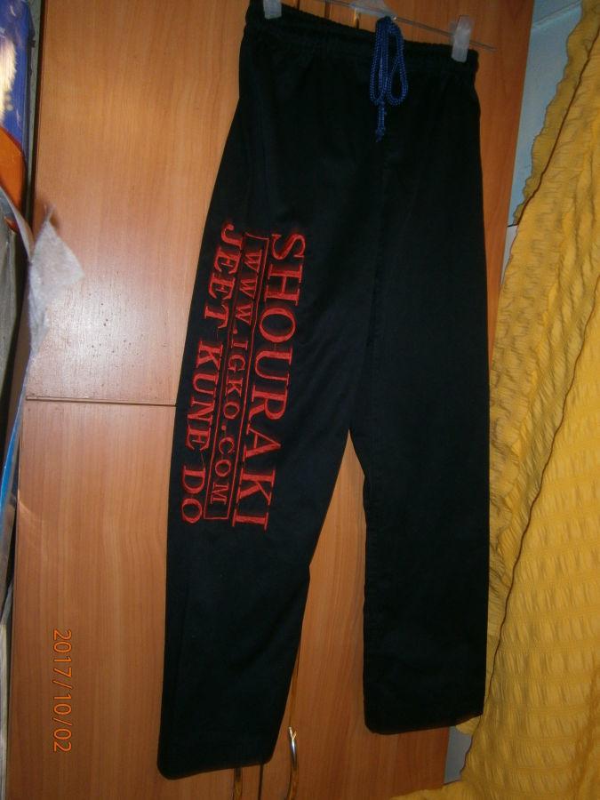 Спортивные штаны для мальчика. новые импортные. длина 86 см.