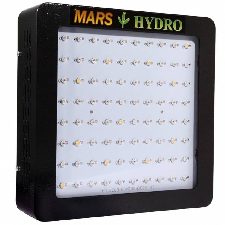 Фитопанель Mars Hydro II - 400 (фитолампа для подсветки растений)