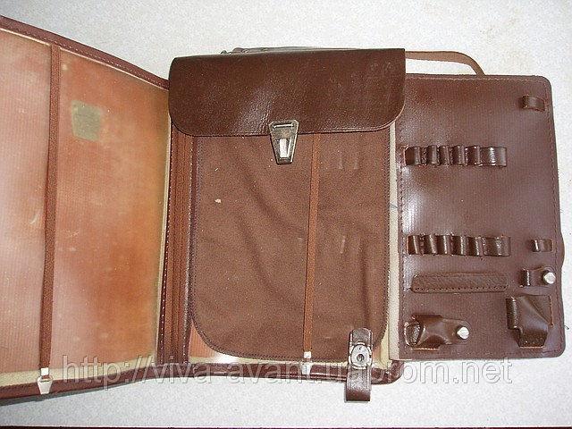 Планшет офицерский – универсальная сумка