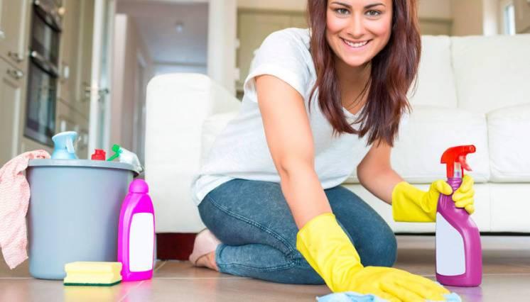 Прибирання / Уборка / Миття вікон