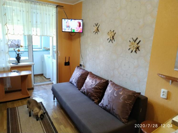 Сдаётся квартира у моря в Сергеевке.