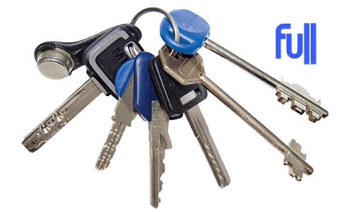 Изготовление ключей любой сложности