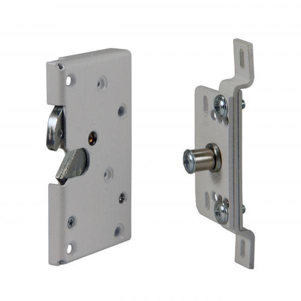 Электромеханический замок для ПВХ дверей