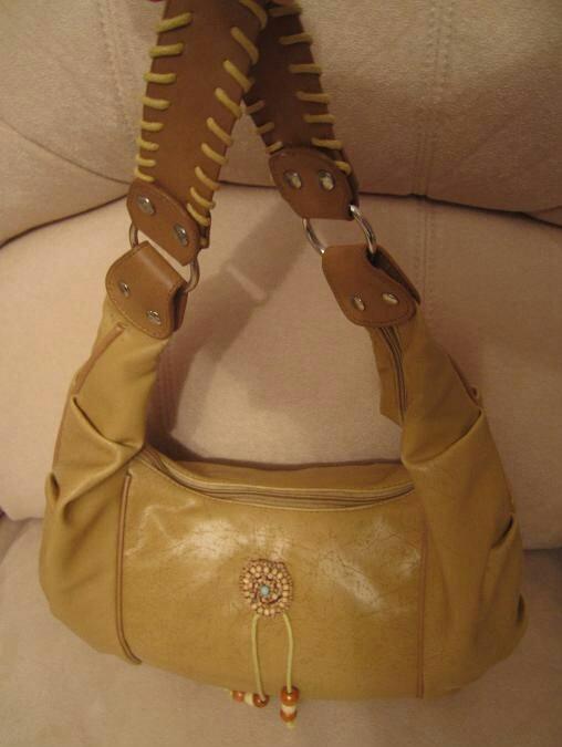 Красивая практичная женская сумка - вместительно,  удобная, компактная