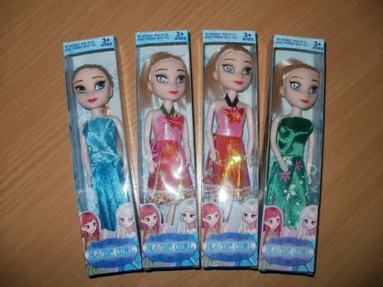 Кукла Frozen в упаковке -  коробке.