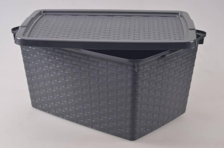 Боксы Heidrun 4512 Intrigobox для хранения под ротанг (Италия)