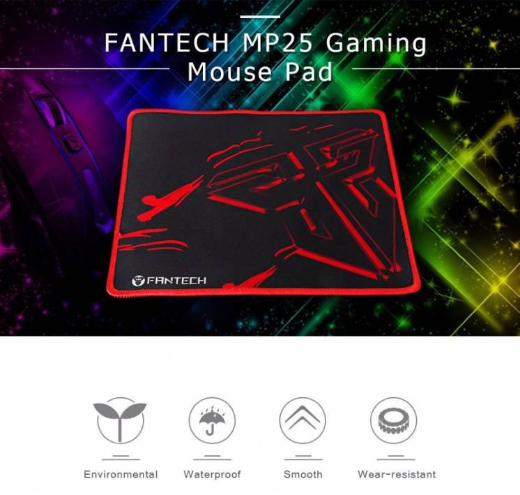Коврик для мыши FANTECH MP25 210х250х2