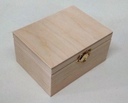 Скриньки з деревини та фанери для оздоблення готові та на замовлення