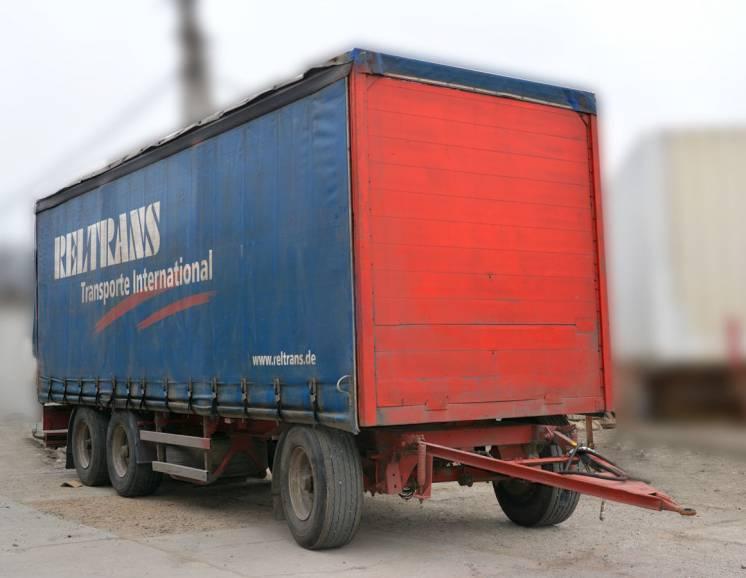 Продам прицеп грузовой Tang Karl
