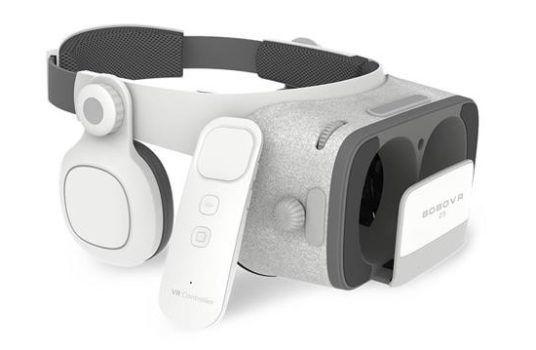 3D очки шлем Xiaozhai Z5 BOBOVR VR bobo + пульт контроллер Daydream
