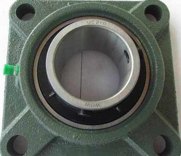 Подшипник в корпусе подвал 50 мм   -  UCF210