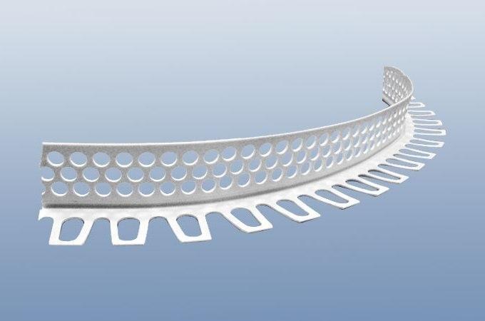Уголок арочный пластиковый пвх 3 м от 0,8 грн. шт.