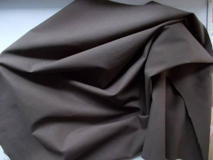 Ткань коричнево-защитного цвета, 1 лот = 6 кусков For Hand Made, рукод