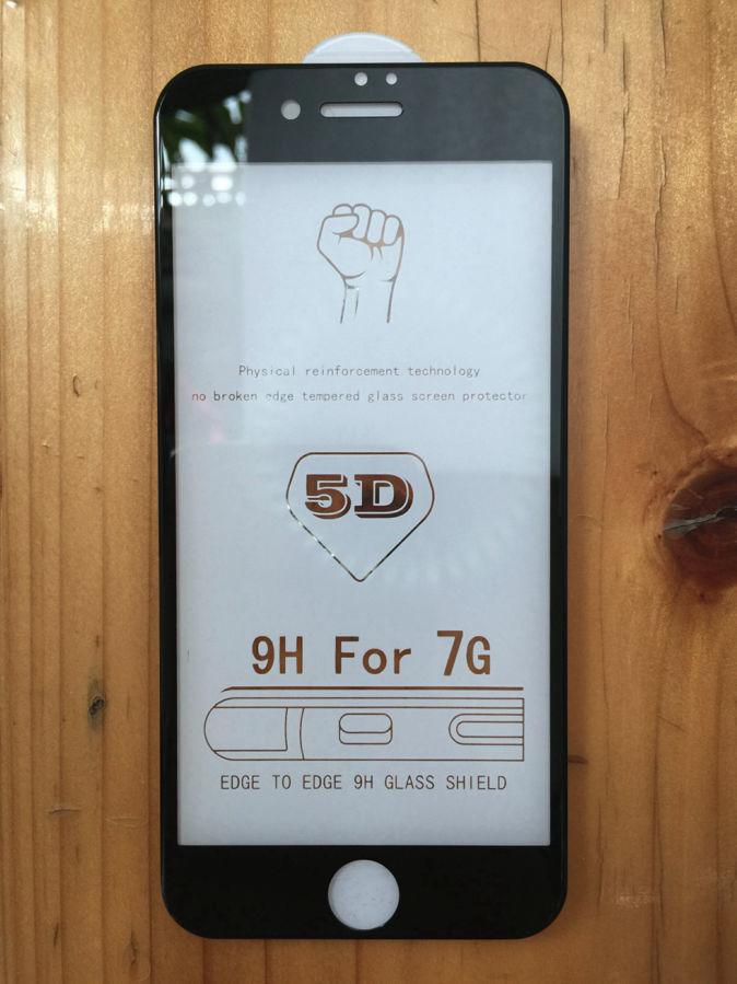 Стекло 5d на Iphone 6, Iphone 6 Plus